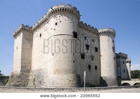 Tarascon Castle, France