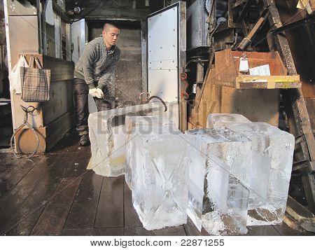Ice Vendor