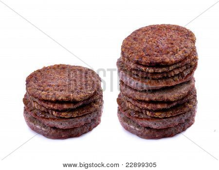 Tower of Hamburgers
