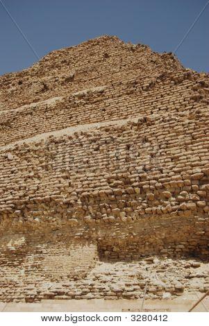 Saqqara Pyramid, Egypt
