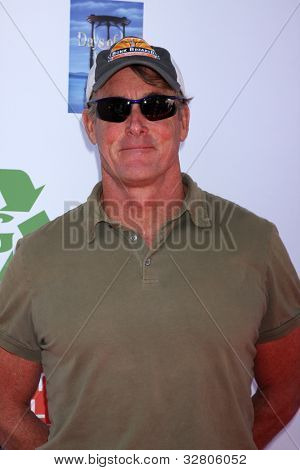 LOS ANGELES - MAY 7:  John C. McGinley  arrives at the 5th Annual George Lopez Celebrity Golf Classic at Lakeside Golf Club on May 7, 2012 in Toluca Lake, CA