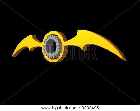 Batwings Gear Logo