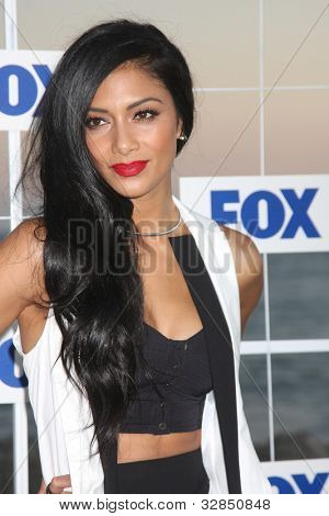 LOS ANGELES - AUG 5:  Nicole Scherzinger arriving at the FOX TCA Summer 2011 Party at Gladstones on August 5, 2011 in Santa Monica, CA