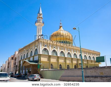Maquam and  Mosque of Nabi Saeen in Nazareth, Israel