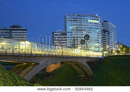 E. Villena Rey Bridge