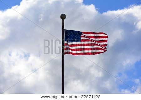 New American Flag