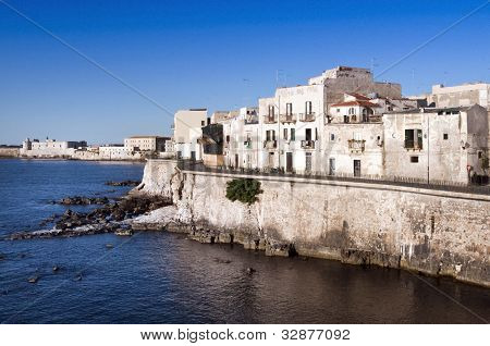 Old Town - Syracuse, Sicily