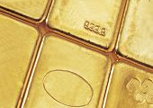 Gold Bar Or Bullion