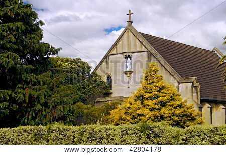 Catholic church, Carterton, New Zealand