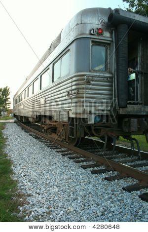 Train Leaving