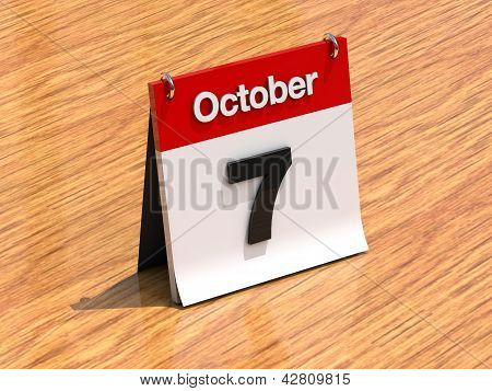 7Th Day Of Month