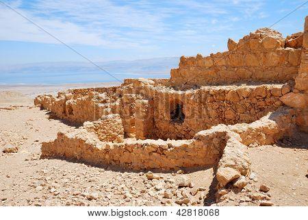 Ancient Fortress Massada