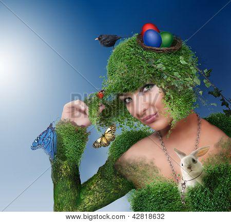 Easterwoman