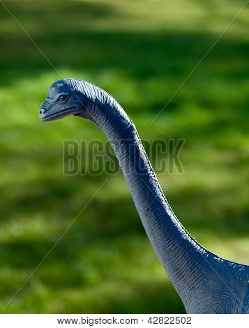 Model Dinosaur