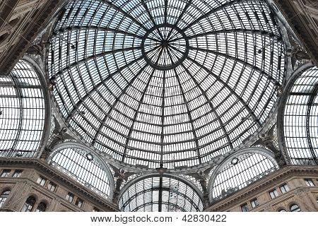 Galleria Umberto Primo In Naples