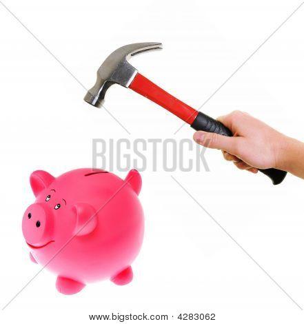 Smashing Piggybank