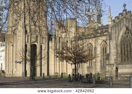 Sheffield Cathedral, UK