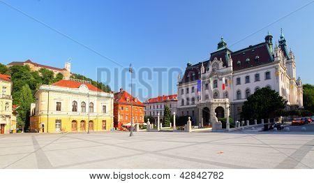 University Of Ljubljana - Slovenia