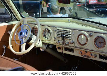 Oldsmobile Interior