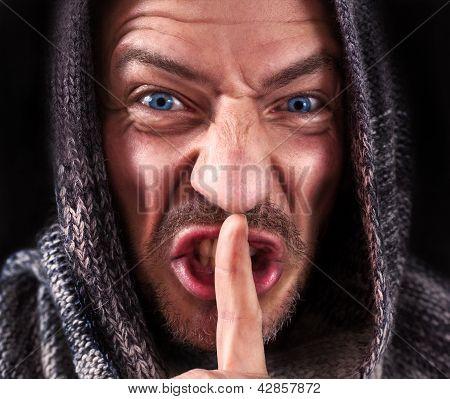 Man Make Shh....