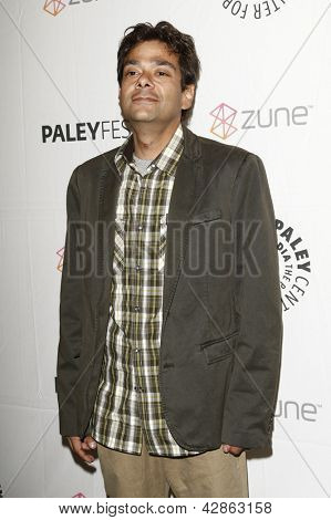BEVERLY HILLS - MAR 12:  Shaun Weiss arriving at the Paleyfest 2011 event honoring Freaks and Geeks/Undeclared in Beverly Hills, California on March 12, 2011.