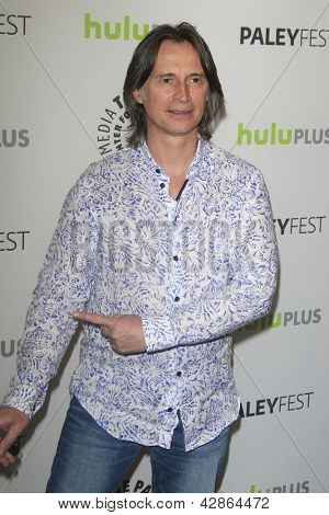 BEVERLY HILLS - MAR 3:  Robert Carlyle at the