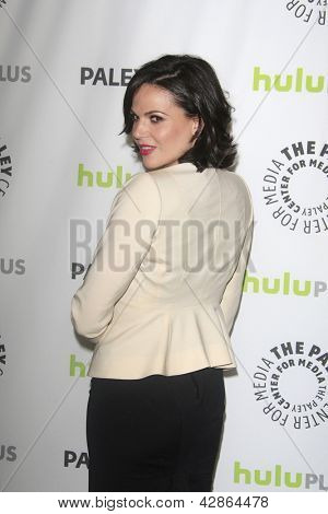 BEVERLY HILLS - MAR 3:  Lana Parrilla at the