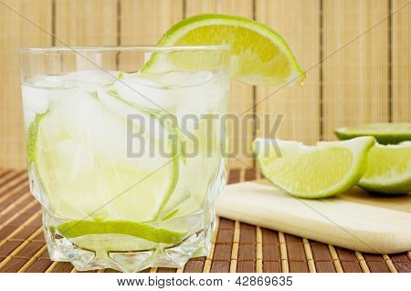 White Rum Cocktail