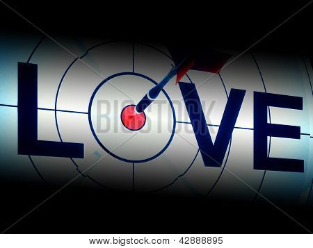 Love Shows Couple, Girlfriend Boyfriend Or Lover