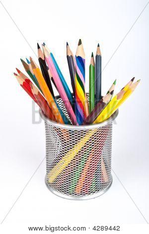 Multi Colored Pencil