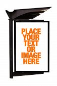 image of bus-shelter  - Bus Stop Ad Display  - JPG