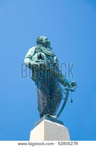 Monument To Victor Emmanuel II (1894), Santa Margherita Ligure, Italy