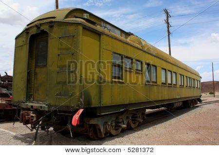 Railroad Box Car