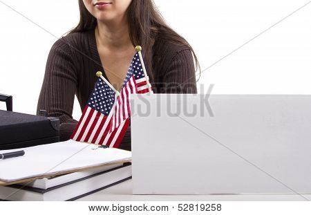 Government Worker
