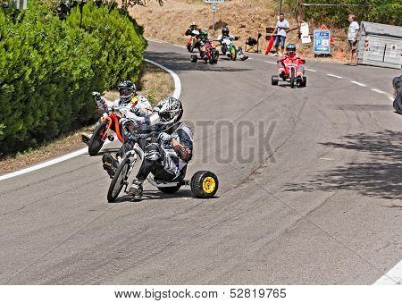 Trike Slide