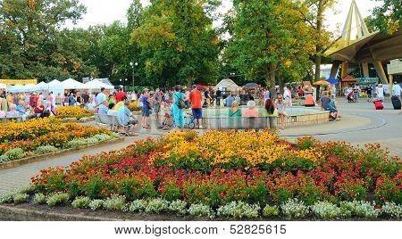 Hajduszoboszlo, Hungary