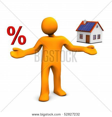 Manikin House Percent