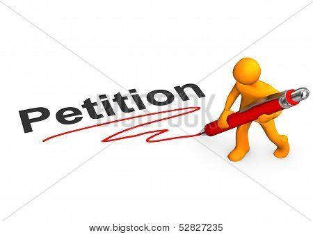 Manikin Petition