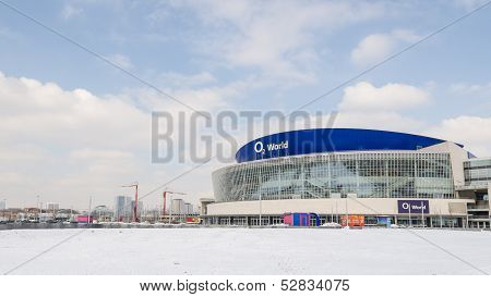 O2 World - Multi-use Indoor Arena