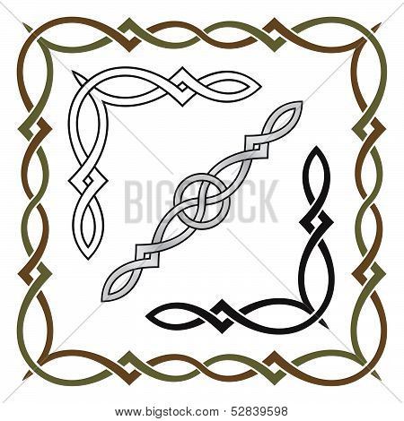 Celtic Knots Frames