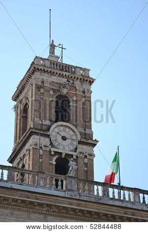 Roman Town Hall