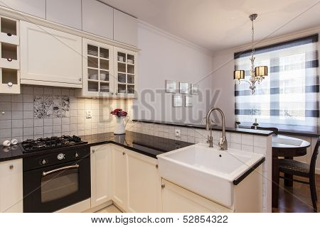 New Stylish Kitchen