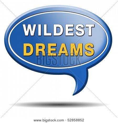 Wildest dreams make wild dream come true