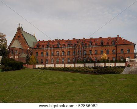 Lagiewniki,Krakow,Poland