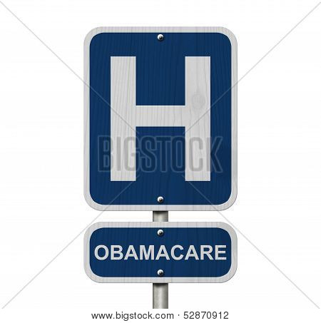 Hospital And Obamacare