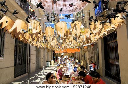 Barcelona - Street Festival