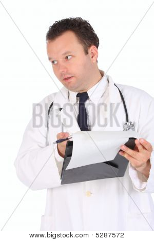 Doctor Talking