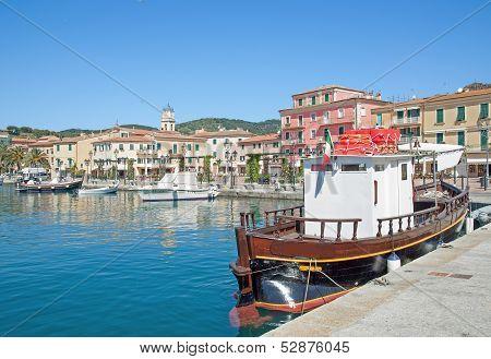 Porto Azzurro,Elba Island,Italy