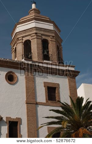 The Church In Ronda