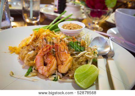 Thailand Food - Padthai